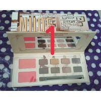 Naked 4 Nude Kiss Beauty Eyeshadow & Blushon