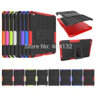 XIAOMI MIPAD 2 Rugged Armor Hard+Soft Case Cover Casing Tablet mi pad