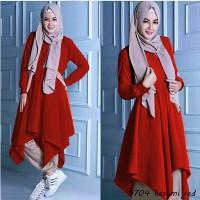 harga 9704 Kasumi Red Atasan Tokopedia.com