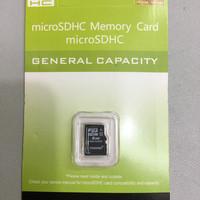 memory card mmc micro sd hp toshiba 8gb 8 gb