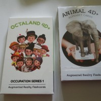 Paket Duo Octagon Studio (Animal 4D dan Octagon 4D)