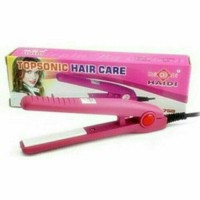 Catok mini haidi topsonic hair care