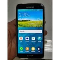 Samsung Galaxy S5 16gb Charcoal Black (SECOND) PREORDER KODE 573