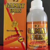 Jelly Gamat Emas Langkawi Malaysia | Sea Cucumber Jelly