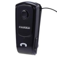 [ADA BONUS] FineBlue Stereo Single Earphone Bluetooth Headset - F920