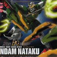 Bandai HGFA HG EW 1/144 Nataku Gundam