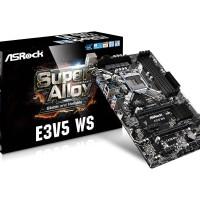Asrock E3V5 WS (LGA 1151 , C232 , DDR4)