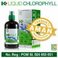 K Link Liquid Chlorophyll K-link Khlorofil klorofil Klink 500ml