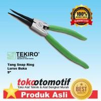 Tang Snap Ring Lurus Buka 9 Inch | Tang Spi | TEKIRO Japan