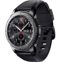 Samsung Smartwatch Gear S3 Frontier SM-R760NDAAXAR - Black