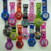 Jam Tangan Anak Dilengkapi dengan Melodi dan Laser 5 Gambar