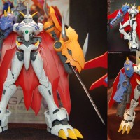 harga Model Kit Omegamon Reboot - Digimon PVC Anime Figure Tokopedia.com