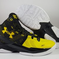 Sepatu Basket Under Armour Curry 2 Longshot Replika Impor