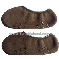 Jual Sepatu Tawaf Towaf/Kaos Kaki Tawaf Towaf Polos/Perlengkapan Haji Umroh Murah