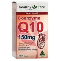 CoEnzyme Q10 100 kapsul 150mg Healthy Care