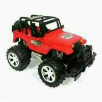 RC Bigfoot Strom Jeep Skala 1:24
