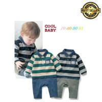 harga Romper SHIRT Baby Boy - COOL ELVES Tokopedia.com