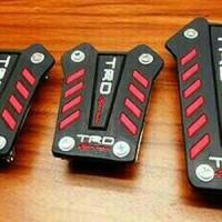 Pedal Gas TRD Manual Merah Hitam6