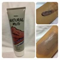 Mistine NATURAL MUD Facial Mask / Masker Lumpur Egg White / Eggwhite