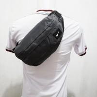 Harga tas slempang waistbag nike daypack gray parasut   Pembandingharga.com