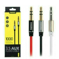 Kabel Audio Aux Remax 3.5mm Cable 1M - Headphone Speaker Smartphone