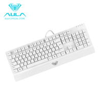 BEST QUALITY AULA OFFICIAL Wings Of Liberty Mechanical 104keys Gaming