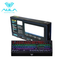 PROMO SELL AULA OFFICIAL Wings Of Liberty Mechanical Gaming Keyboard 1