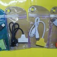 CCU-41 USB 2.0 Cabang to Sata (Plastic Clip)