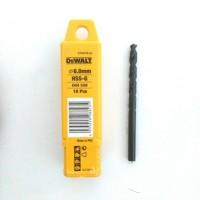 DeWalt Mata Bor Besi HSS-G 6mm