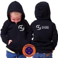 Hoodie Zipper Anak Sk Gaming Store