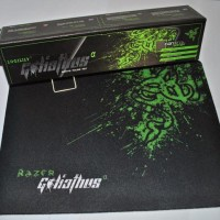 MOUSEPAD GAMING RAZER 44x35 PACKING BOX / MOUSE PAD RAZER