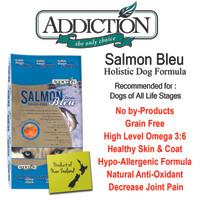 Addiction Salmon Bleu 15kg Makanan Anjing Pet Food Dog Food Dry Food