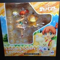 harga PVC Figure Pokemon kasumi Togey Koduck NEW MIB KWS GEM Series A++ Tokopedia.com