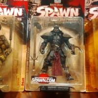 Spawn The Samurai Wars Series 19 6 figures + Accessories Pack