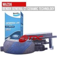 MR 90 FRONT BENDIX BRAK PAD GENERAL CT,KAMPAS REM MOBIL|TMC STORE