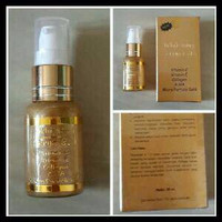 """TERBATAS Whitening Serum Gold (Serum Emas Box) """" SALE """"!!!!!!!! LARI"""