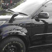 Spion Kap Mesin Pojok Mobil Rush / Terios Warna Hitam