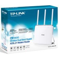 tp-link ARCHER D9 - AC1900 WiFi Dual Band Gigabit ADSL2+ Modem Route