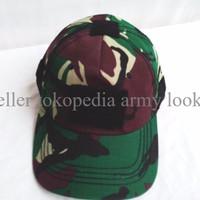 Topi velcro TNI malvinas