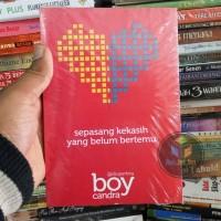 Buku Novel Sepasang Hati Yang Belum Bertemu , By : Boy Candra