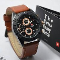 Jam Tangan Pria Swiss Army Original Chrono Aktif 5 Terbaru Murah 2