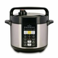 Electric Pressure Cooker Philips HD2136 Alat Presto Listrik Digital