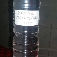 Isopropyl Alcohol / IPA . 1 Ltr