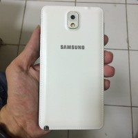 Samsung Galaxy Note 3 16gb White (SECOND) PREORDER KODE 404