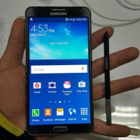 Samsung Galaxy Note 3 32gb Black (SECOND) PREORDER KODE 664