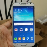 Samsung Galaxy S4 16GB White Frost (SECOND) PREORDER KODE 262
