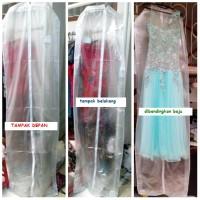terpanjang COVER long dress (drees) / baju panjang | gaun pengantin