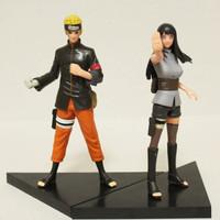harga Action Figure Naruto + Hinata   Mainan Patung Anime Naruto Tokopedia.com