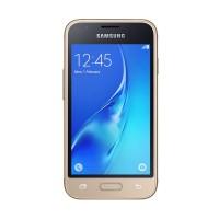 Samsung Galaxy J1 Mini J105 Smartphone - Gold [Garansi Resmi]
