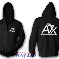 Zipper Avenged Sevenfold Jaket Hoodie A7X Premium